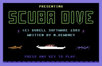 Scuba Dive C64 01