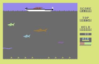 Scuba Dive C64 33