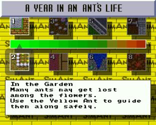 Sim Ant SNES 34