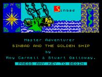 Sinbad and the Golden Ship ZX Spectrum 02