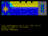 Sinbad and the Golden Ship ZX Spectrum 04