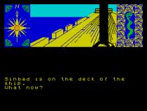 Sinbad and the Golden Ship ZX Spectrum 05
