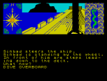 Sinbad and the Golden Ship ZX Spectrum 07