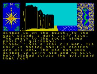 Sinbad and the Golden Ship ZX Spectrum 10