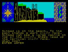 Sinbad and the Golden Ship ZX Spectrum 11