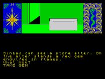 Sinbad and the Golden Ship ZX Spectrum 16
