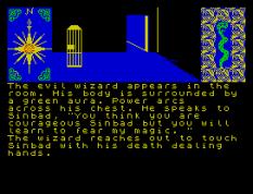 Sinbad and the Golden Ship ZX Spectrum 21