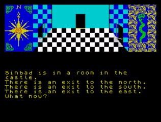Sinbad and the Golden Ship ZX Spectrum 22