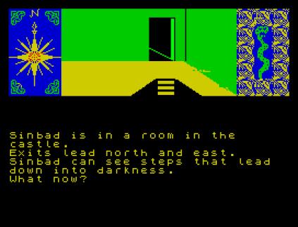 Sinbad and the Golden Ship ZX Spectrum 23