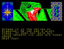 Sinbad and the Golden Ship ZX Spectrum 29