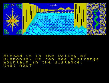 Sinbad and the Golden Ship ZX Spectrum 31