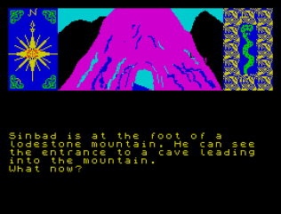 Sinbad and the Golden Ship ZX Spectrum 32