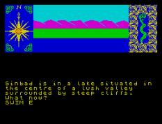 Sinbad and the Golden Ship ZX Spectrum 33