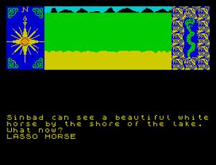 Sinbad and the Golden Ship ZX Spectrum 34