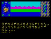 Sinbad and the Golden Ship ZX Spectrum 35