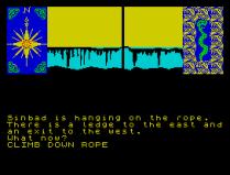 Sinbad and the Golden Ship ZX Spectrum 40