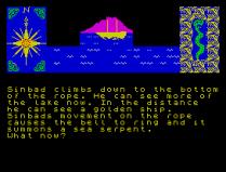 Sinbad and the Golden Ship ZX Spectrum 41