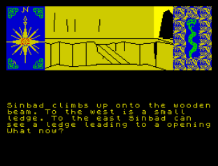 Sinbad and the Golden Ship ZX Spectrum 42