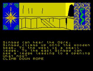 Sinbad and the Golden Ship ZX Spectrum 44
