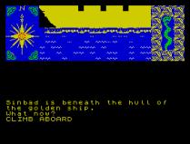 Sinbad and the Golden Ship ZX Spectrum 46