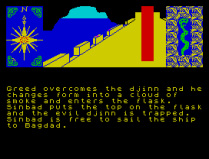Sinbad and the Golden Ship ZX Spectrum 47