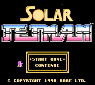 Solar Jetman NES 01
