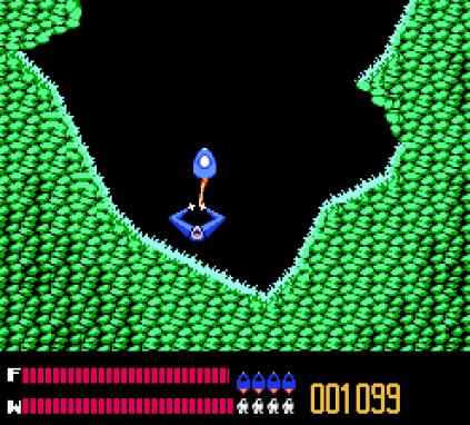 Solar Jetman NES 09