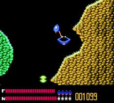 Solar Jetman NES 10