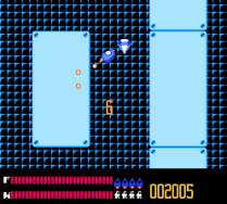 Solar Jetman NES 36
