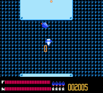 Solar Jetman NES 37