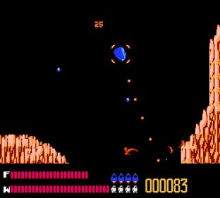 Solar Jetman NES 53