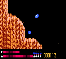 Solar Jetman NES 54