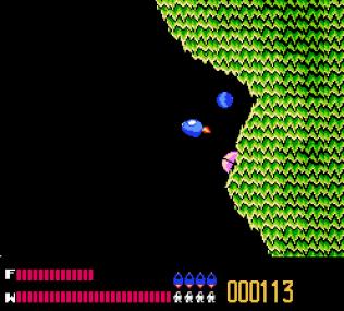 Solar Jetman NES 55