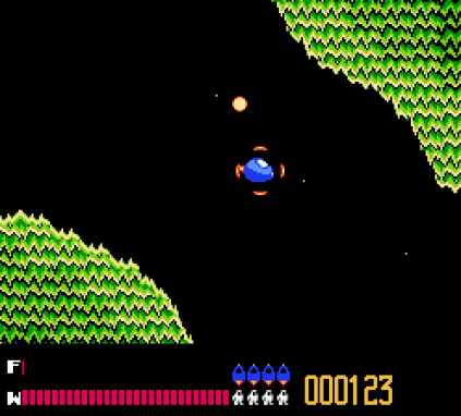 Solar Jetman NES 56