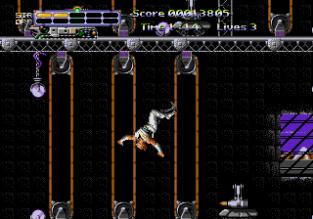 Strider 2 Megadrive 86
