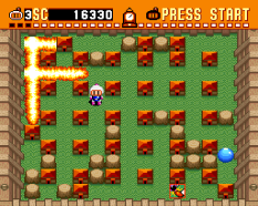 Super Bomberman SNES 10