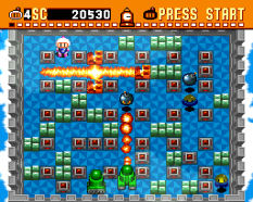 Super Bomberman SNES 11