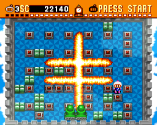 Super Bomberman SNES 12