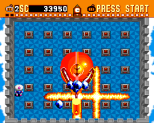 Super Bomberman SNES 16