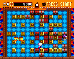 Super Bomberman SNES 20