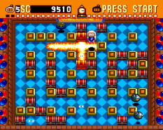 Super Bomberman SNES 21