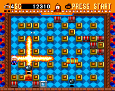 Super Bomberman SNES 22