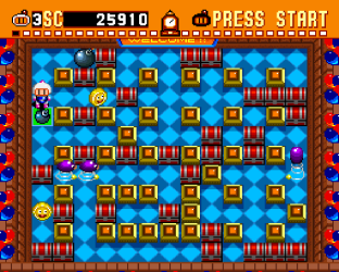Super Bomberman SNES 23