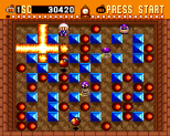 Super Bomberman SNES 25