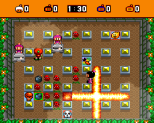 Super Bomberman SNES 28