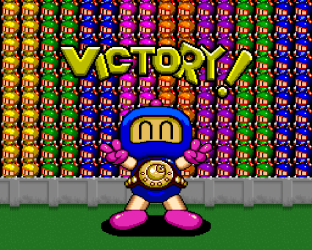 Super Bomberman SNES 31