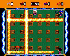 Super Bomberman SNES 32
