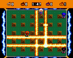 Super Bomberman SNES 33