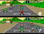 Super Mario Kart SNES 02