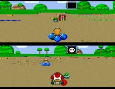 Super Mario Kart SNES 10